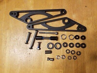 (NOS 2003 Raleigh Ram XT Frame Bearing and Bushing Kit Shock Hardware Rocker Arms)