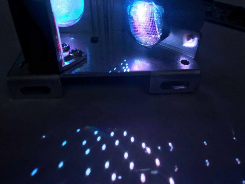 300mW RGB Twinkle Laser Module
