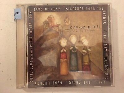 City on a Hill Songs of Worship and Praise V/A Christian xian CD Album (Hillsong Praise And Worship)