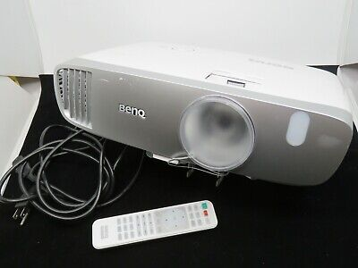 BenQ HT 2050 HD Projector - 3D Home Theater DLP Projector 1080p 2200 Lumens
