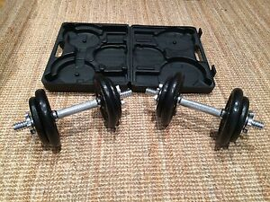20kg Weight Set Coogee Eastern Suburbs Preview
