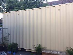 """20"""" High Cube Shipping Container - Single Trip Carlton Melbourne City Preview"""