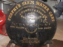 furphy water cart end Coolamon Coolamon Area Preview