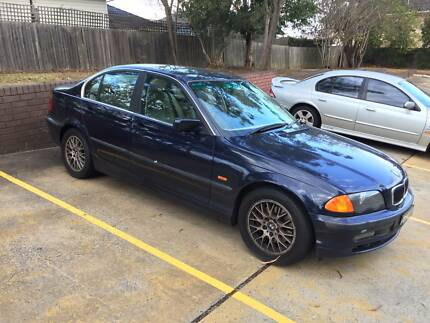 BMW 325i for parts or repair West Pennant Hills The Hills District Preview