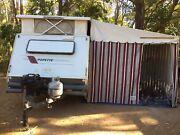 Caravan Popette Coromal pop top Aircon  Gosnells Gosnells Area Preview