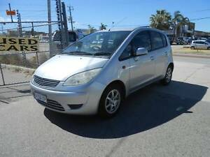 2008 Mitsubishi Colt  Manual 1.5L - 5 Door Hatch Wangara Wanneroo Area Preview