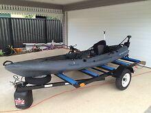 Kayak electric motor Hemmant Brisbane South East Preview