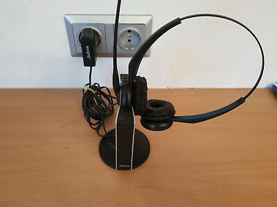Jabra GN Netcom Wireless Headset GN9120 Duo Flex NC Mic. EHS Gn 9120 Wireless Headset