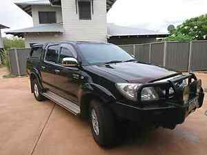 Toyota Hilux 2009 SR5 Derby West Kimberley Preview