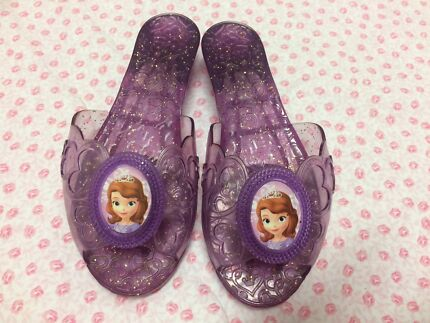 Disney dressup play shoes