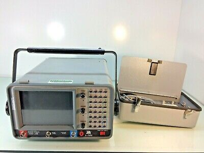 Ifr A-7550 Spectrum Analyzer 10khz-1ghz