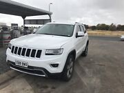 2014 Jeep Grand Cherokee diesel turbo for sale Parafield Gardens Salisbury Area Preview