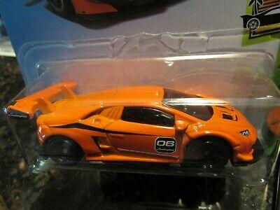 Hot Wheels Lamborghini Huracan LP 620-2 Super Trofeo HW Exotics Orange