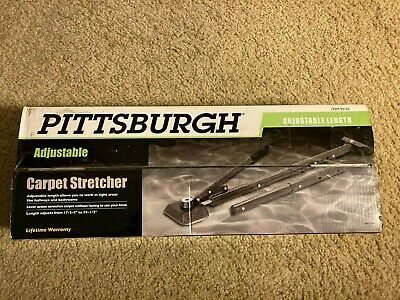 Pittsburgh Adjustable Carpet Stretcher 93152 - New
