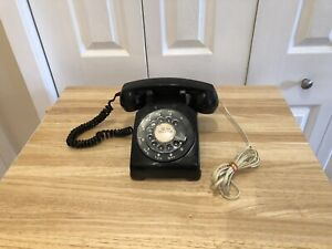 Vintage 1960s Northern Electric Rotary Phone