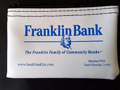 Franklin Bank (Houston, TX) Coin Pouch / Purse