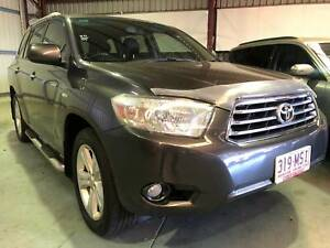 2009 Toyota Kluger GRANDE AWD Automatic 7 Seater SUV Eagle Farm Brisbane North East Preview