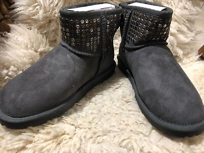 Clearance - Authentic  Women's Ugg Boots - shiloh - US 6 - Grey