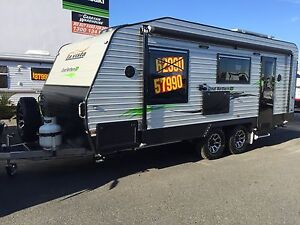 2016 LA VISTA GREAT NORTHERN RD 19' CARAVAN NEW Caboolture Caboolture Area Preview