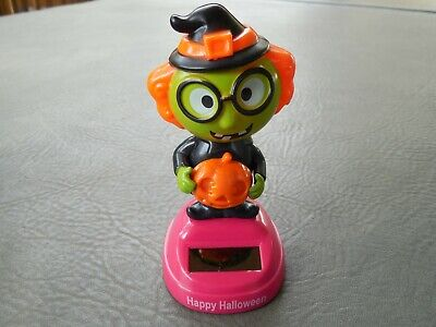 Halloween Solar Dancing Toys (Solar Powered  Dancing Toy New - WITCH Halloween - New 2019 BUY 2 GET ONE)
