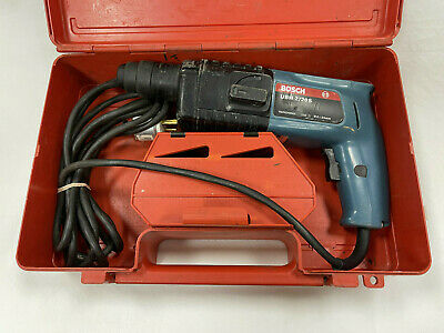 Bosch 11210 Ubh 220s Rotary Hammer Drill W Bits