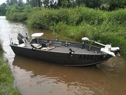 Bream Bass Boat