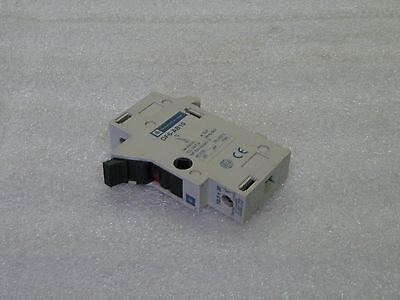 Telemecanique Fuse Holder, DF6-AB10, 1 Pole, Used, Warranty
