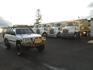2003 Nissan GU Patrol 4.2 Wagon Figtree Wollongong Area Preview