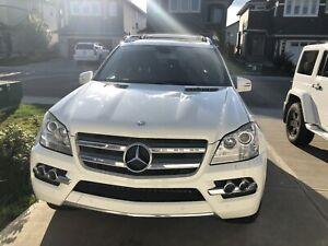 2011 Mercedes gl350