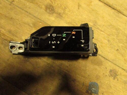 Lexus NX 2014 - on going Gear Shift Indicator Screen 76J744 RHD