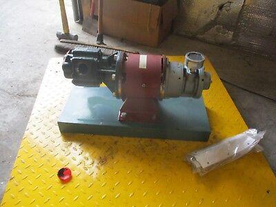 Roper Pump Gast Air Motor Serial6-374446 9141254h New
