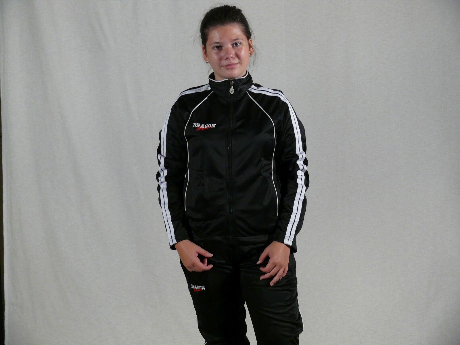 Sport und Trainingsanzug PARIS unisex in 2 Farben Größen L, XL, XXL