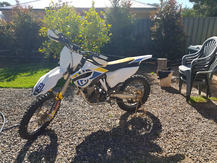 2014 Husqvarna FC350 (price negotiable!)