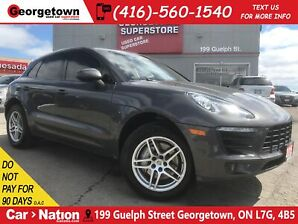 2015 Porsche Macan S | AWD | PANO ROOF | NAVI | CAM | LEATHER | BOSE