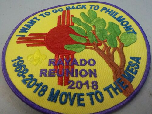 Philmont:  2018 Rayado Staff Reunion--1968 to 2018