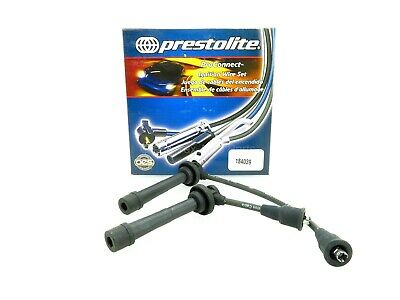 NEW Prestolite Spark Plug Wire Set 184039 Chevy Tracker Metro Vitara 1999-2002