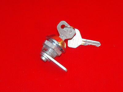 Agis Schloss 2 Schlüssel Simson MZ Werkzeugkasten Seitendeckel  gebraucht kaufen  Buko