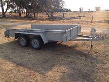 Tandem trailer 12/6.5 very strong & solid trailer Bendigo 3550 Bendigo City Preview