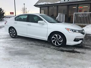 2016 Honda Accord EX-L One Owner Local Trade!