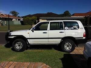 2002 Toyota LandCruiser Wagon Port Macquarie Port Macquarie City Preview