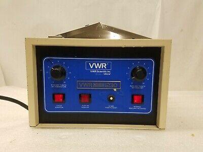 Univar Vwr Scientific Shel-lab Model 1230 Hot Water Bath