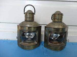 Two ships lanterns - can post Armidale Armidale City Preview