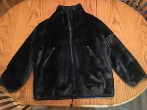 Authentic Seal Fur Jacket