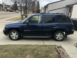 SUV TRAILBLAZER FOR SALE