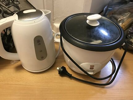 Kettle rice cooker