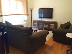 Large NDG apartment - 4 1/2 - 980$/month incl heating, hot water