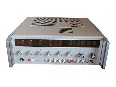1nv-1000v 0.005 B1-12 Differential Voltmeter Calibrator An-g Hp Agilent Fluke