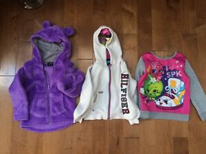 Size 4 girls winter clothes