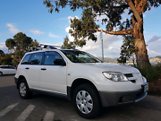 Mitsubishi Outlander Awd Suv Great Condition Rosny Clarence Area Preview