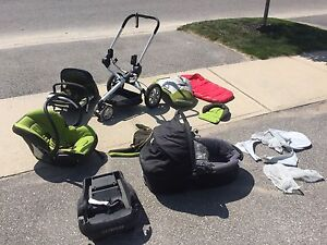 Complete Quinny Stroller System - Must View!!!